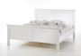 Hvid seng